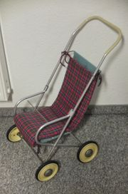 Puppen-Buggy Vintage