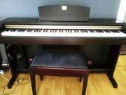 E-Piano Yamaha CLP 220 Hocker