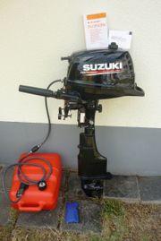 Aussenbordmotor Suzuki 5 PS DF