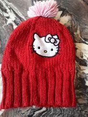 Hallo Kitty Baby MÜTZE 104-116