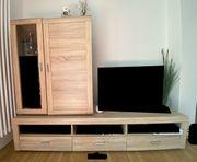 Wohnzimmer TV Wall Bank Schrank