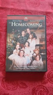 DVD THE HOMECOMING