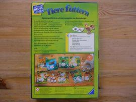 Sonstiges Kinderspielzeug - Spiel Tiere Fütterns von Ravensburger