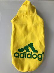 Hundebekleidung Hundepullover Hund Winter Adidog