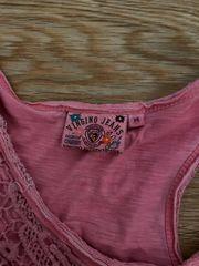 rosa Sommerkleid in der Größe