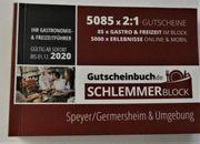 SchlemmerBlock 2020 - Speyer Germersheim Umgebung