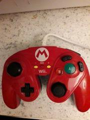 Nintendo Wii Joystick Mario Edition