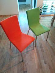4 Stück Italienische Calligaris Stühle