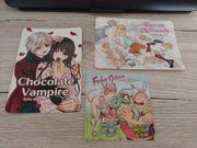 Anime Manga Postkarten Shikishi
