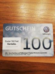 VW Gutschein