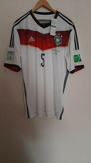 Deutschland WM 2014 Trikot Hummels