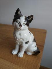 Hutschenreuther Porzellan Figur Katze