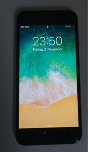 iPhone 6 64GB schwarz