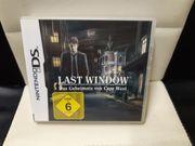 Last Window Das Geheimnis von