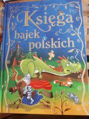 Kinderbuch in polnischer Sprache geschrieben