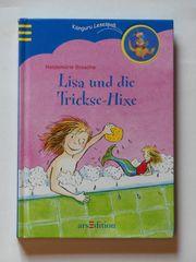Lisa und die Trickse-Hixe auch