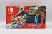 Nintendo Switch Neon Rot Blau