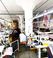 Investieren Sie in unser Textilunternehmen