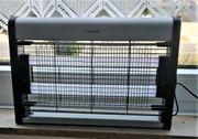 KESSER Insektenvernichter elektrisch - vollkommen funktionstüchtig