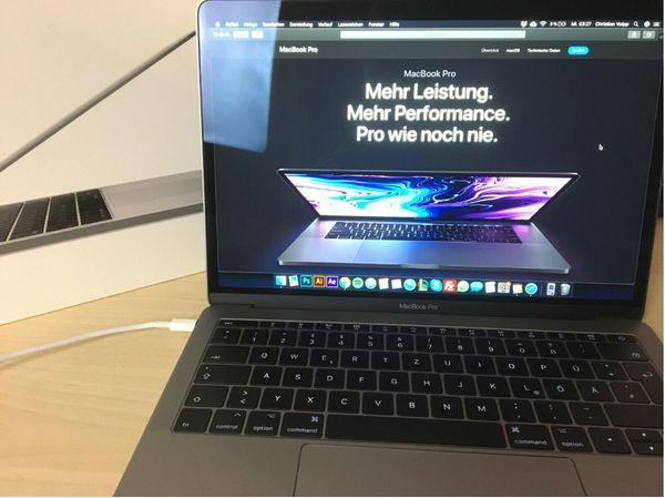 MacBook Pro 13 - Space Gray -