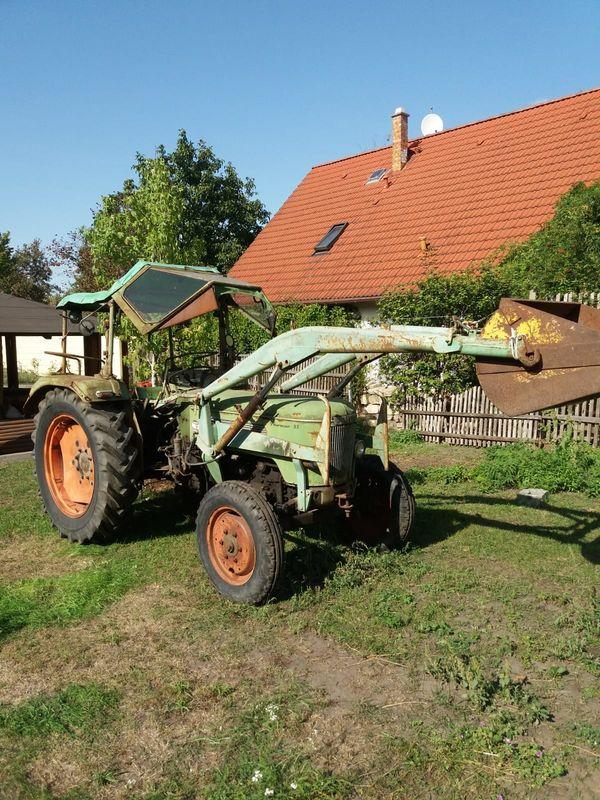 Verkaufe Fendt S3 Farmer mit