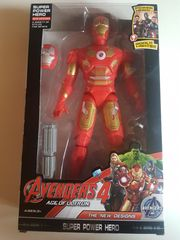 Actionfigur Avengers Glow Super Hero