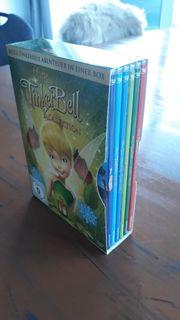Tinker Bell Box Neu DVD