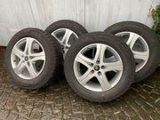 4 Komplett-Winterreifen für Mercedes GLK