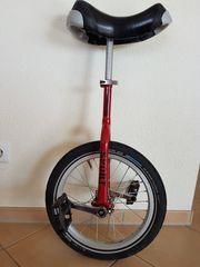 Einrad 16 Zoll in Rot