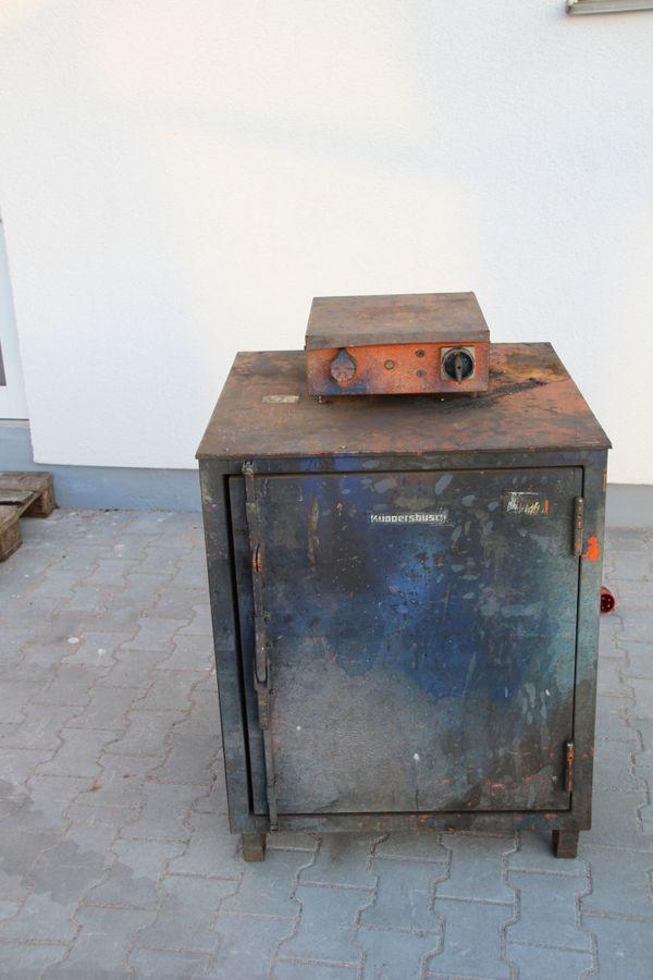 Elektrodenköcher Küppersbusch SET 50 4