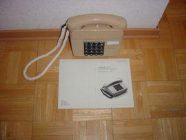 Sonstige Telefone - Wandtelefon LX01der DP mit Hörerschnur
