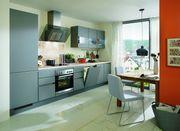 Grifflose Küche mit NEFF Geräten