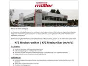 KFZ Mechatroniker KFZ Mechaniker m