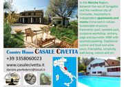 ITALY - hospitality in independent apartments