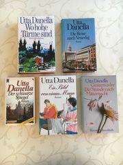 Utta Danella Romane - alle zusammen