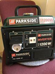 Generator Inverter 1200 Watt Neu