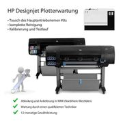Plotterwartung HP Designjet Z6100 Z6200
