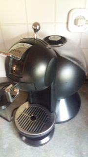 Dolce Gusto Kapselkaffeemaschine Kaffeemaschine schwarz