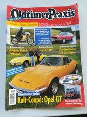 Oldtimer Praxis Magazine 119 Stk