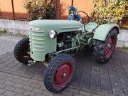 Verkaufe Traktor Oldi Bj 1956