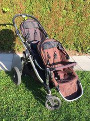 Geschwisterwagen - Baby Jogger City Select