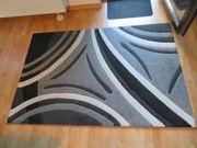 Teppich 120 x 180 schwarz