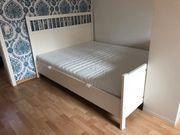 Ikea Hemnes Bett 1 60x2m