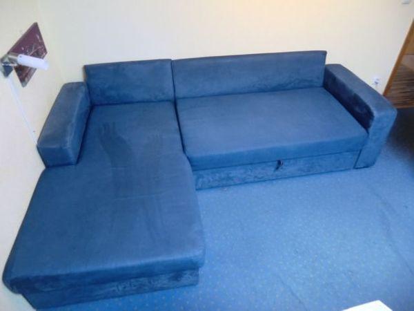 Sofa mit Schlaffunktion für Jugend/Kinderzimmer in ...