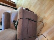 Elektrischer Fernsehsessel