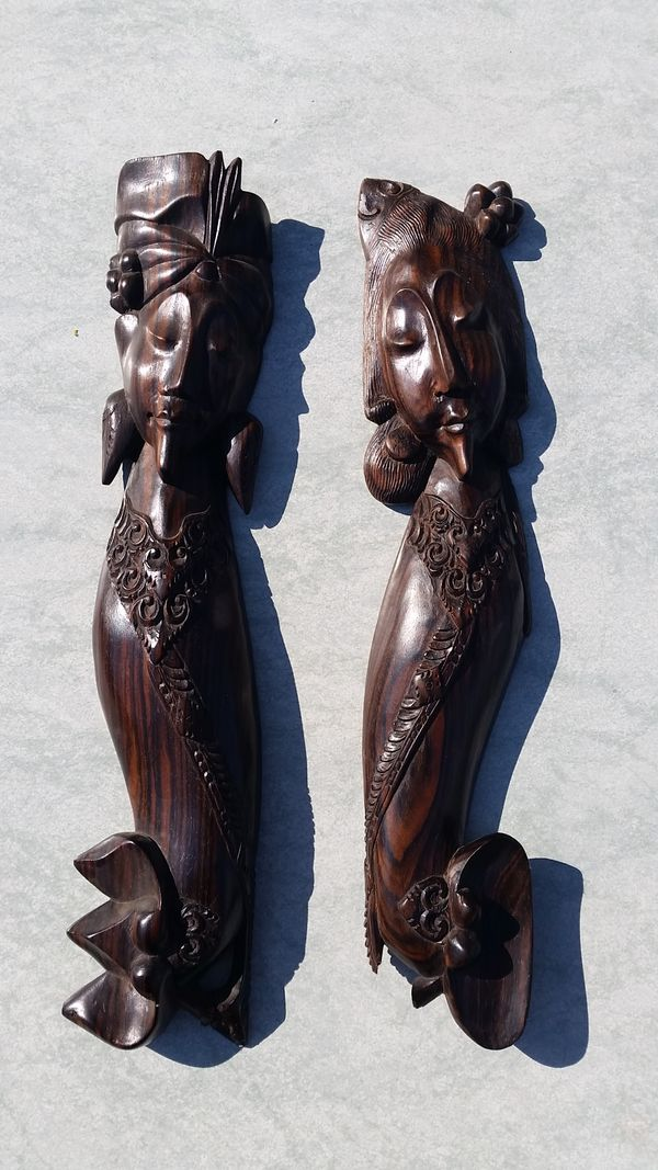 Afrikanische Figuren