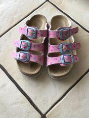 Fußbettpantoffel Superfit Gr 28