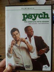 Psych 5 Staffel englisch