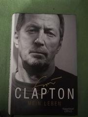 Buch Eric Clapton Mein Leben