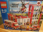 LEGO City Feuerwehr-Hauptquartier 60004